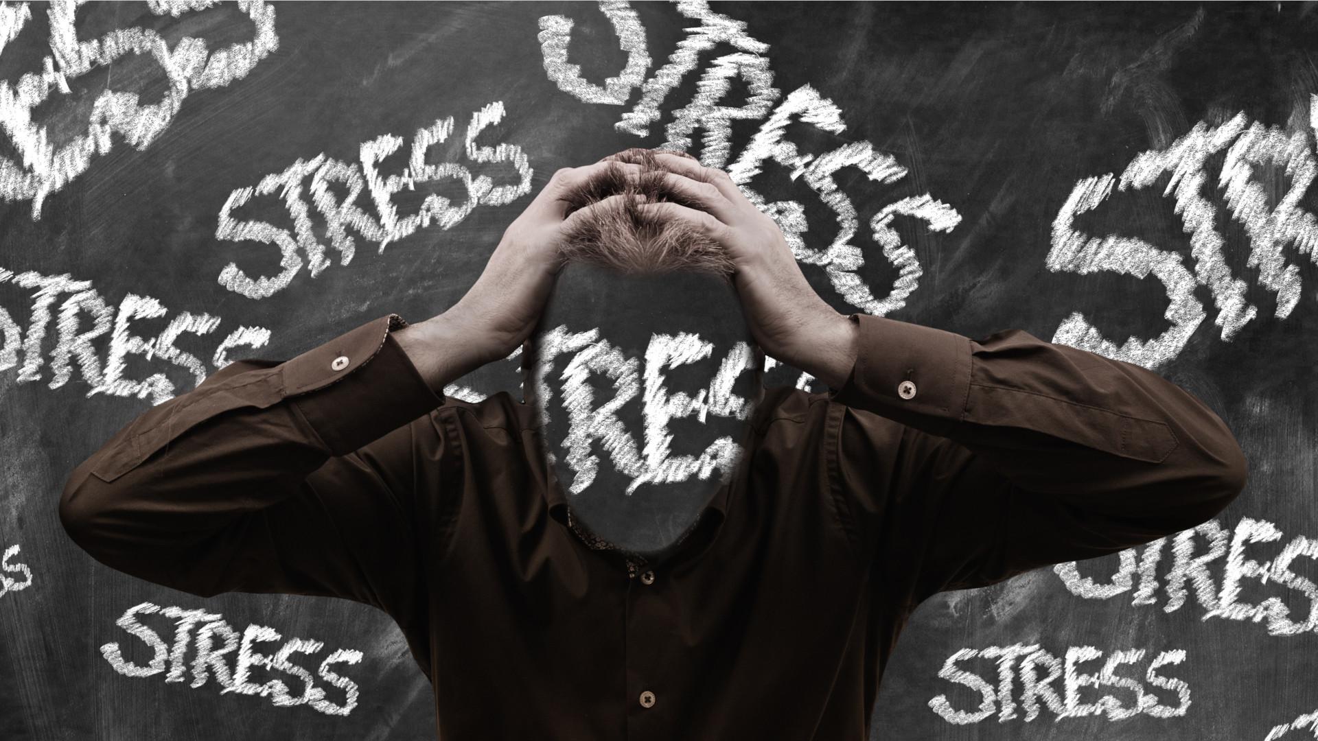 Stress Überforderung Homeoffice Corona Energetischer Supergau Überlastung