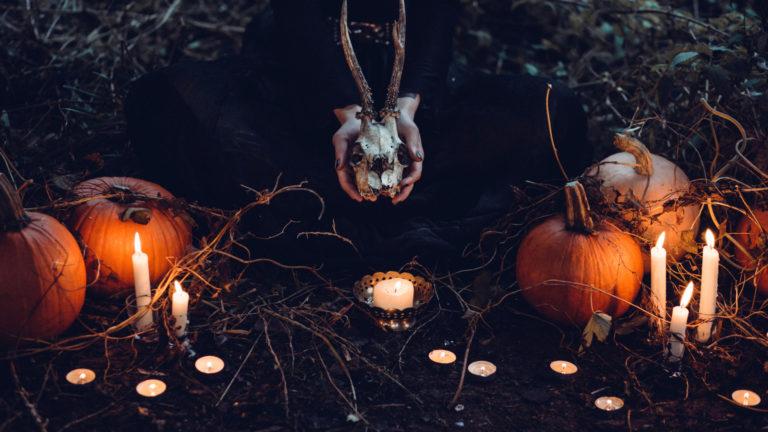 Samhain Ende Anfang und Ahnen Gerhard Zirkel Schamane