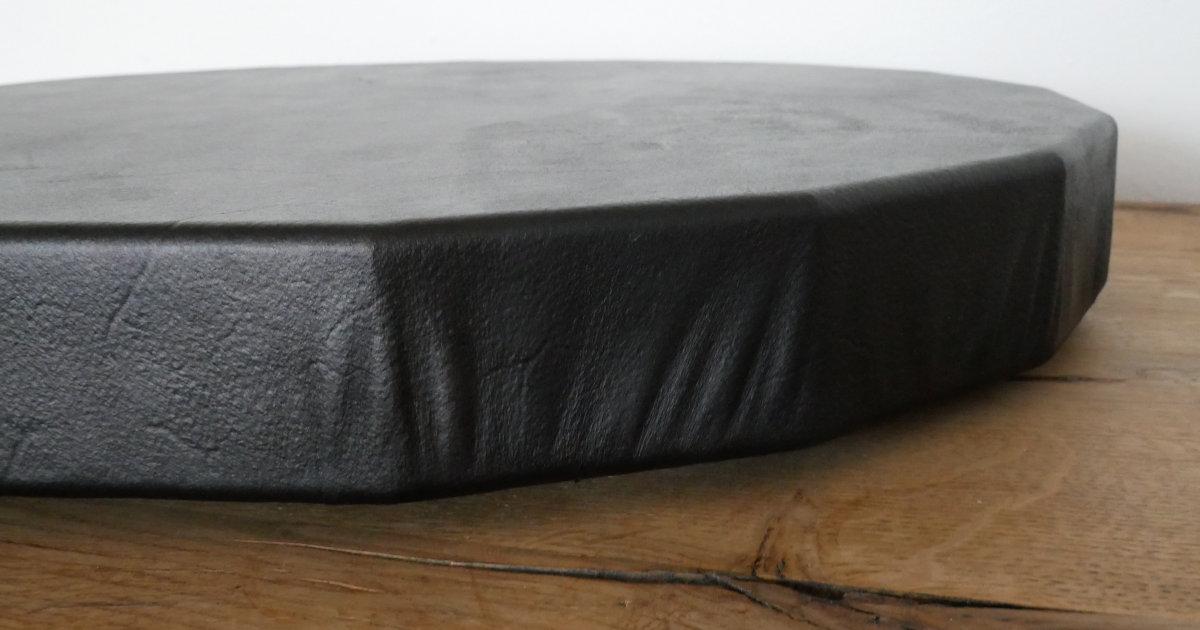 Schamanentrommel Black Brigid von Gerhard Zirkel