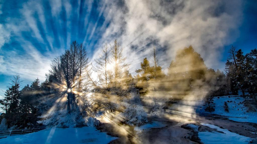Wintersonnwend, Julfest, Alban Arthuan Begleitung durch Schamane Gerhard Zirkel